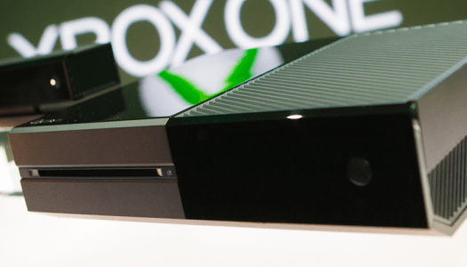 Player One: The Xbox One itself