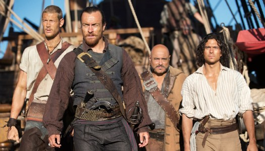 The Culture: 'Black Sails' Takes Home The Gold for Starz