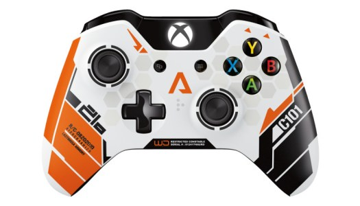 Titanfall Limited Edition Controller Goes On Sale, Sells Out