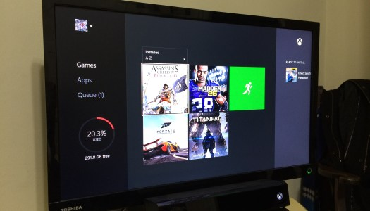 Xbox One Preview Program Users Get Blu-ray Fixes & Update Changes