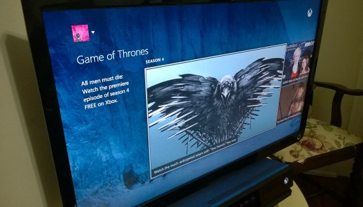 Watch 'Game of Thrones' on Your Xbox