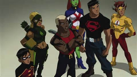 What's On: Young Justice Comes to Netflix