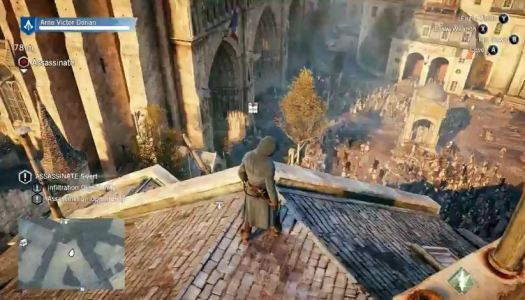 The Culture: 'Assassin's Creed Unity' is ruined and it's all Microsoft's fault