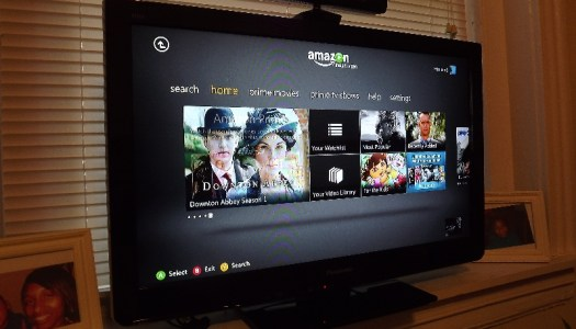 Amazon Instant Video on Xbox Live