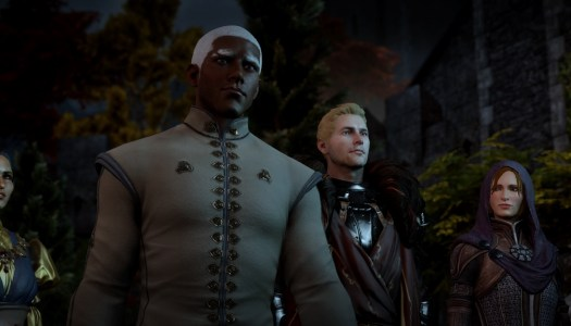 TRiL: I'm taking Dragon Age Inquisition out of the backlog