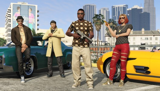 Ill-Gotten Gains For GTA 5 is available now