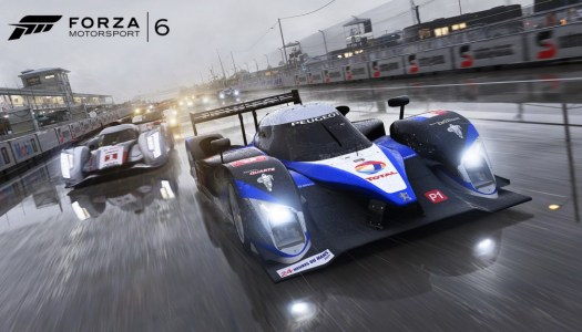 Play 'Forza 6' now for free