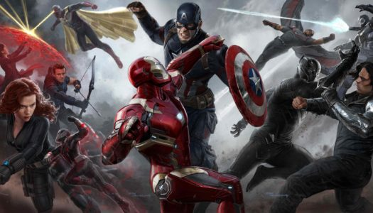 Saturday Night @ the Movies: Captain America Civil War review