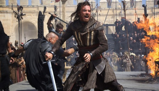 The Culture: Oh boy, the Assassin's Creed movie reviews are in!