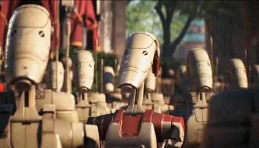 'Star Wars Battlefront 2' launch trailer