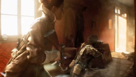 Battlefield 5 reveal trailer