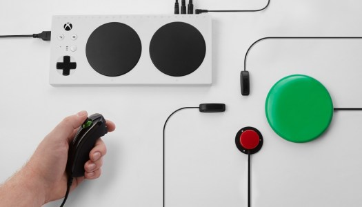 The new Xbox Adaptive Controller that allows everyone to game is why I own an Xbox One