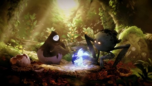 Ori and the Will of the Wisps gameplay from E3 2018