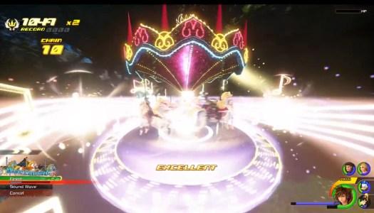 Kingdom Hearts III trailer
