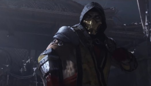 Mortal Kombat 11 reveal trailer