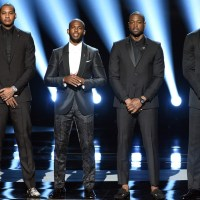 Meet the new supermodels: NBA players