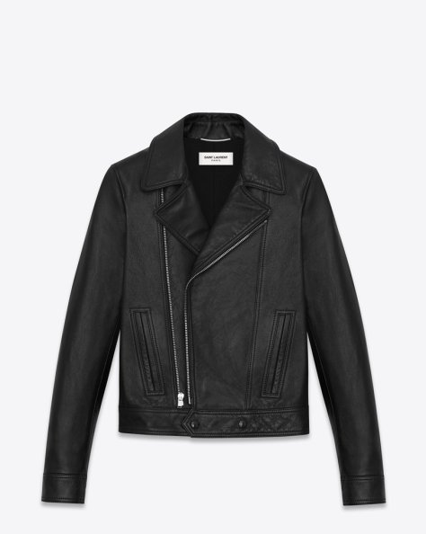 Saint Laurent Moto Jacket