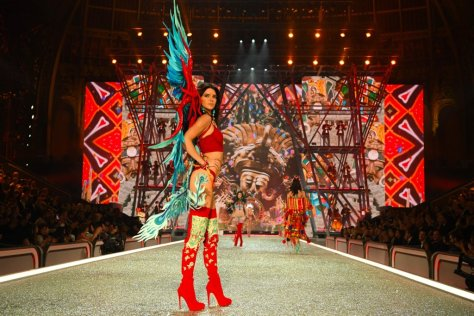 This Year's Victoria's Secret Runway Looks Are Wild, Child