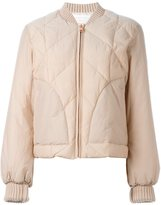 See By Chloé quilted puffer jacket
