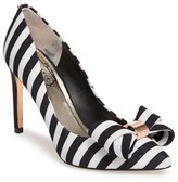 Women's Ted Baker London 'Ichlibi' Bow Pump
