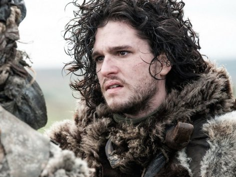 "$1,100,000 — Kit Harington, ""Game of Thrones"" (HBO)"