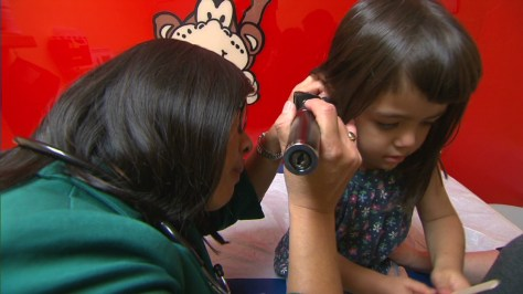 New ear infection guidelines