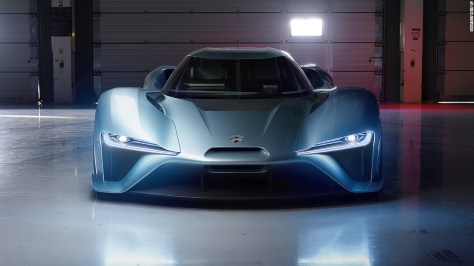"""The Chinese electric car maker and <a href=""""http://www.nio.io/formulae"""" target=""""_blank"""">Formula E team </a>set a new electric car lap record at the Nurburgring with its <a href=""""http://www.nio.io/home"""" target=""""_blank"""">NIO EP9</a> hypercar in November and is set to launch a mass market car in 2017. The EV will take some of its design cues from the NIO EP9, the company says, but it will only be available in China initially."""