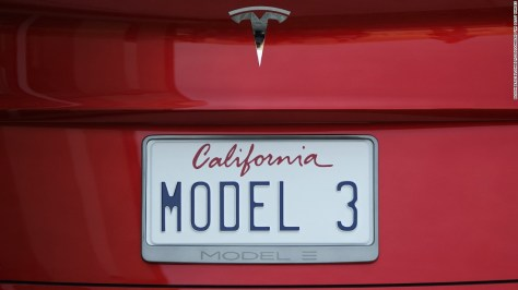 """<a href=""""https://www.tesla.com/en_GB/model3"""" target=""""_blank"""">Tesla</a> has received more than 350,000 pre-orders for its new Model 3 and expects to start <a href=""""http://money.cnn.com/2016/12/13/technology/chevy-bolt-tesla-launch/"""">delivering the $35,000 car</a> to customers in 2017."""