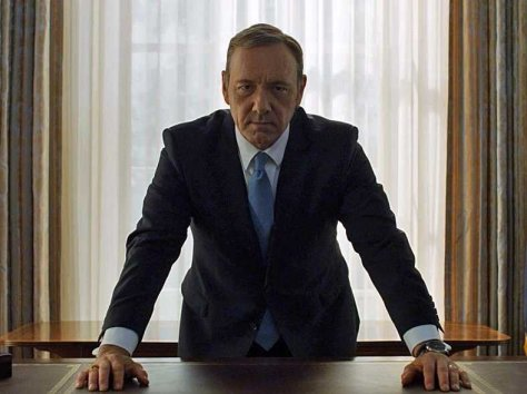 "$500,000 — Kevin Spacey, ""House of Cards"" (Netflix)"