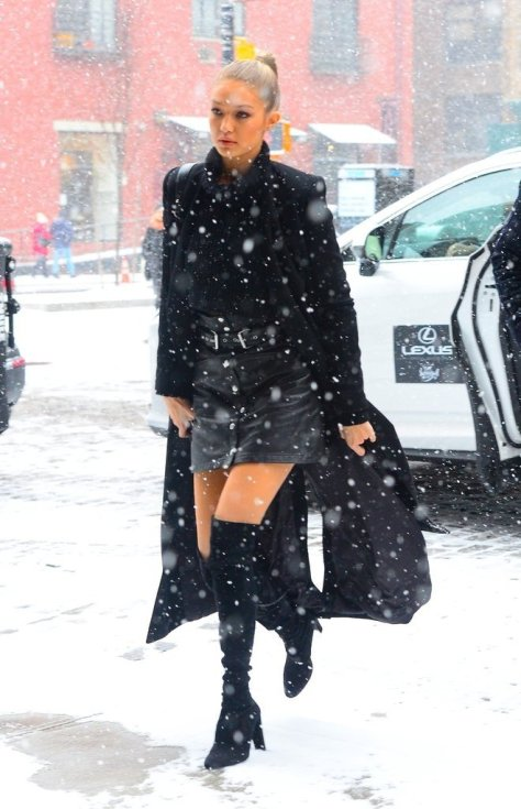 33 Winter Outfits to Try Inspired by Your Favorite Models