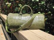 MANGATOR ELITE DUFFEL BATTLE GREEN LARGE 7