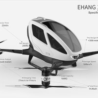 Dubai to get pilotless flying taxi service