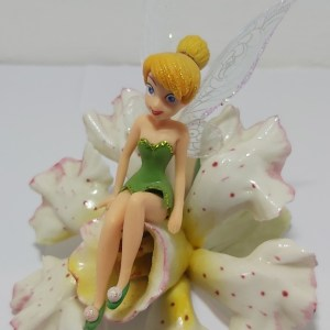 Fairy on Orchid
