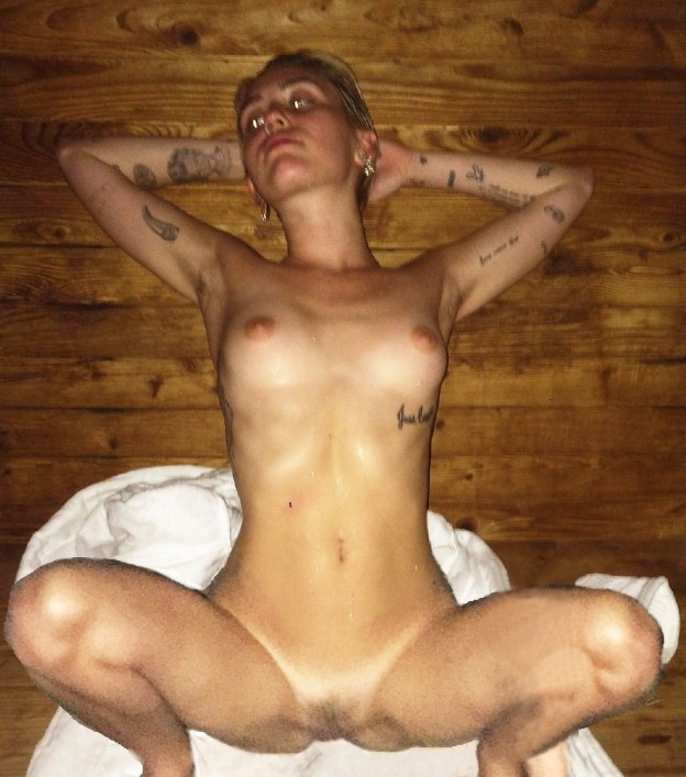 Miley Cyrus leaked fappening
