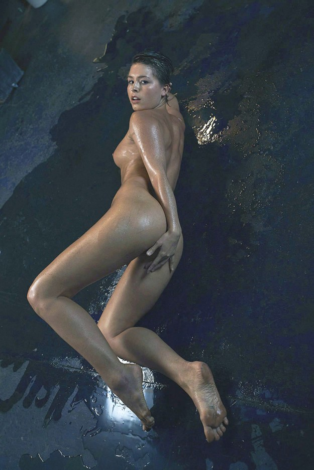 Marisa Papen Leaked Nude Photo Shoot for Playboy Germany