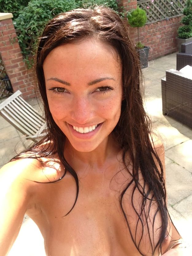 Love Island contestant Sophie Gradon nude photos and sex tape leaked The Fappening