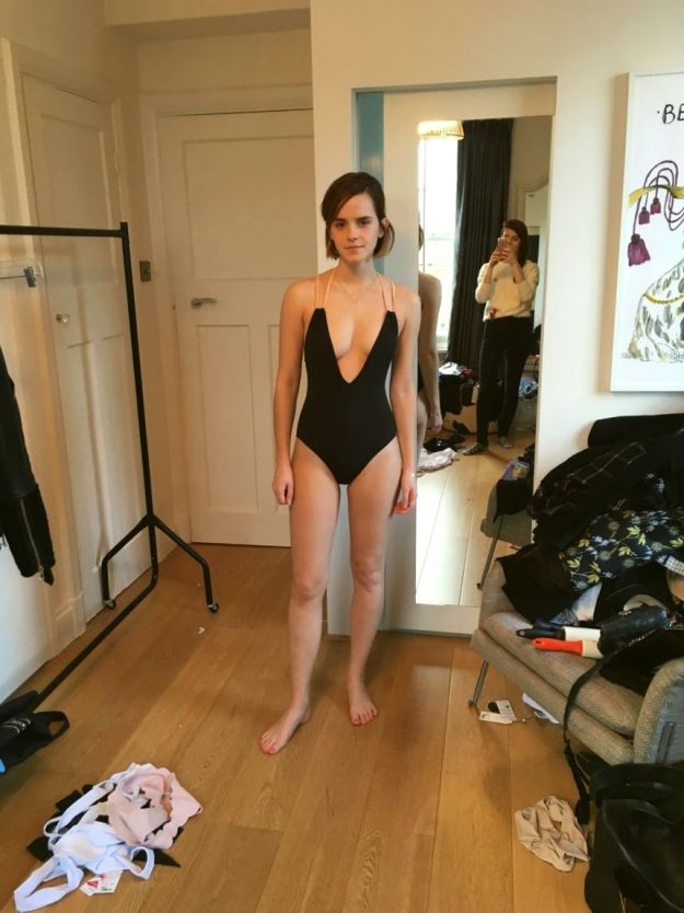 Beauty and the Beast star Emma Watson Nude Photos and Video Leaked from iCloud The Fappening 2018