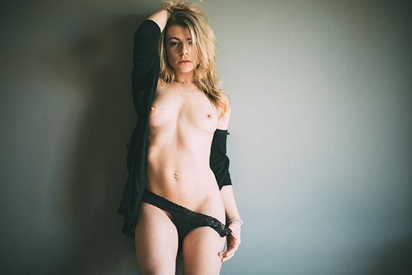 Model Marissa Branch Nude Full Frontal Photos