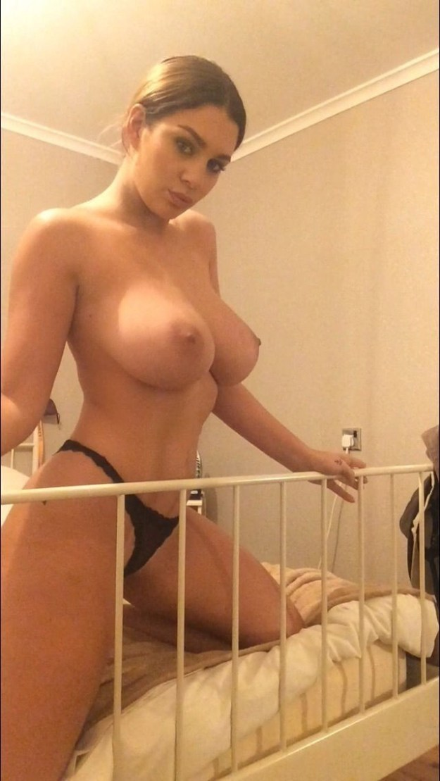 Holly Peers Nude Photos Leaked The Fappening