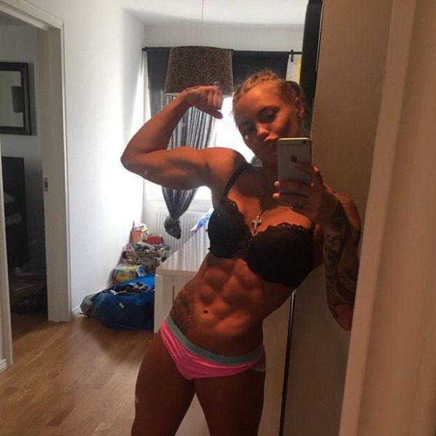 Fitness Model Pauline Von Schinkel Leaked Sex Videos and Nude Selfies The Fappening 2018