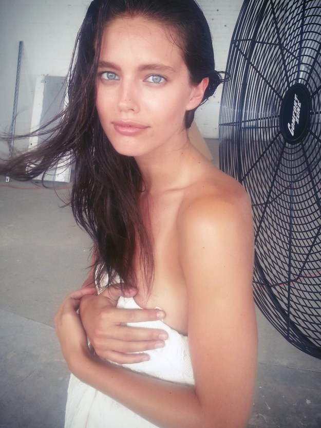Emily DiDonato nude photos leaked by The Fappening