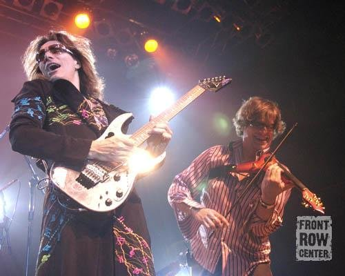On the Road with Steve Vai