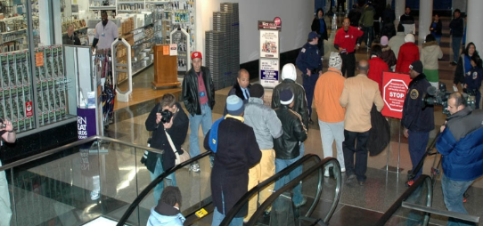 When Was the First Black Friday Ever?
