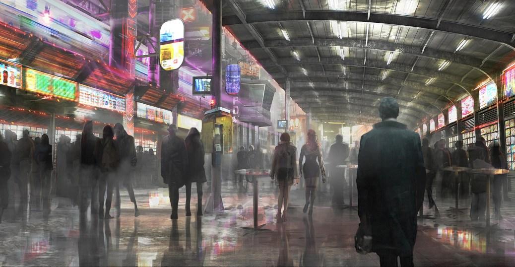 concept art utopia