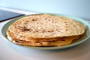 Lees meer over het artikel Glutenvrije Wrap – Piadina