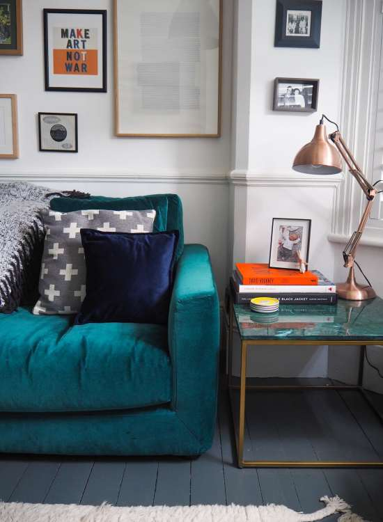 What I've learnt from buying interiors on the High Street