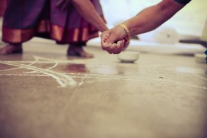 Cauvery Rajagopal- women hands