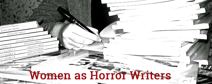 Women as horror writers