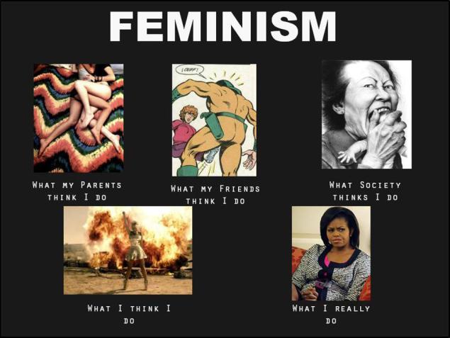 Rants of a Feminine Feminist