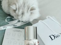 Dior Capture Totale Super Potent Serum and Persian Cat The FT Times Blog